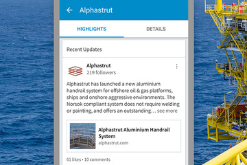 Strong digital presence created for Alphastrut by Applied Digital Marketing